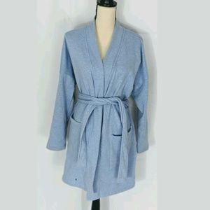 Other - Ugg Woman's Robe, Lt Blue, Small Super Plush.